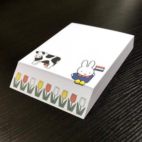 Miffy Memo Pad