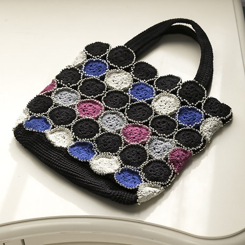 Circle Beads Bag (Material Set)