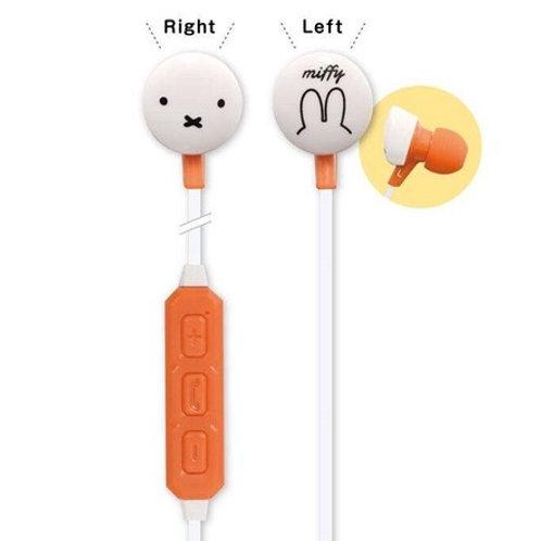 Miffy Bluetooth Earphone - Orange