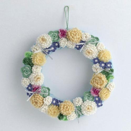 Dandelion Wreath (Material Set)