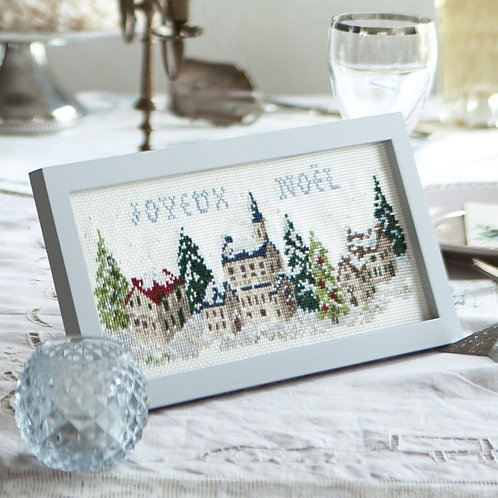 Cross Stitch Frame <Noël>