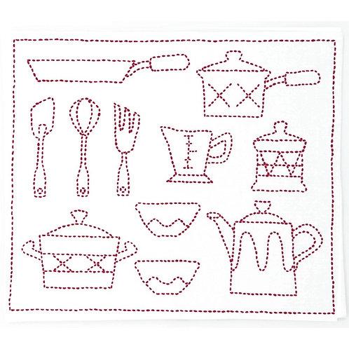 Stitch Cloth <Kitchen>
