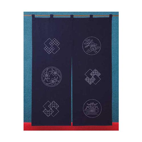Curtain <Floral Print>