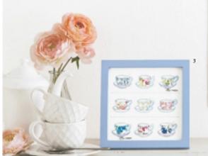 Tea Salon Mini Frame