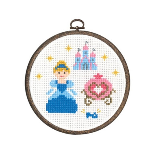 Cinderella Cross Stitch