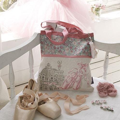 Linen: Handbag «Opéra»