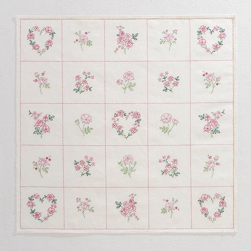 Rose Stitch Cloth