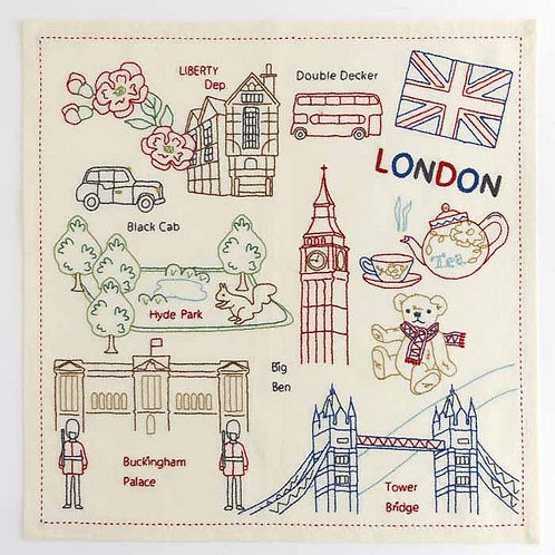 London Stitch Cloth