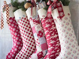 DIY your own Christmas Stockings