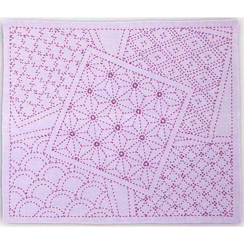 Stitch Cloth <Purple>