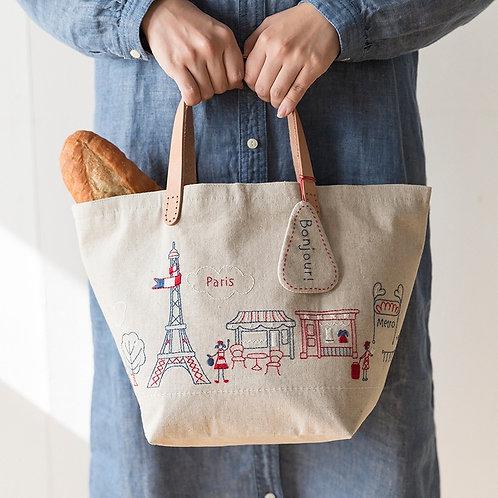 Tote Bag <Bonjour!>