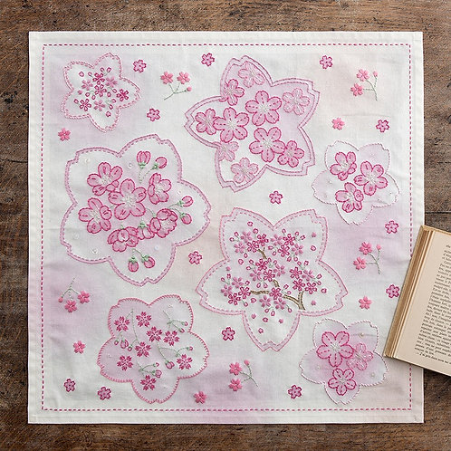 Stitch Cloth <Sakura>