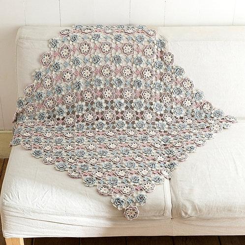 Prime Flower Blanket (Material Set)
