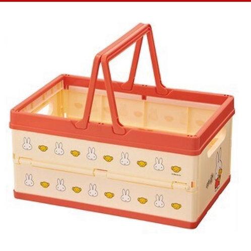 Miffy Folding Plastic Basket