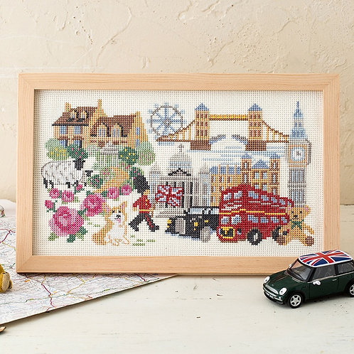 Cross Stitch Frame <UK>