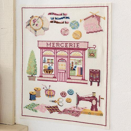 Cross Stitch Tapestry <Mercerie>
