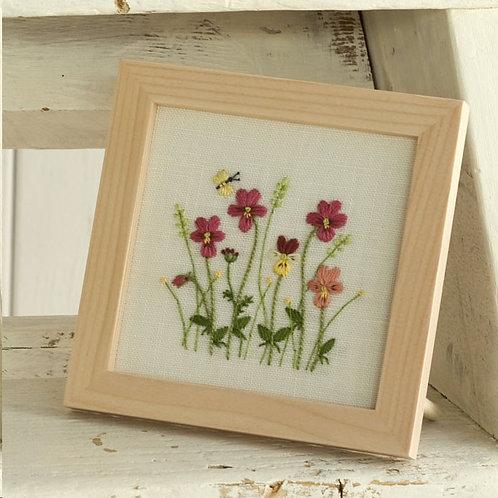 Mini Frame <Pink Viola>