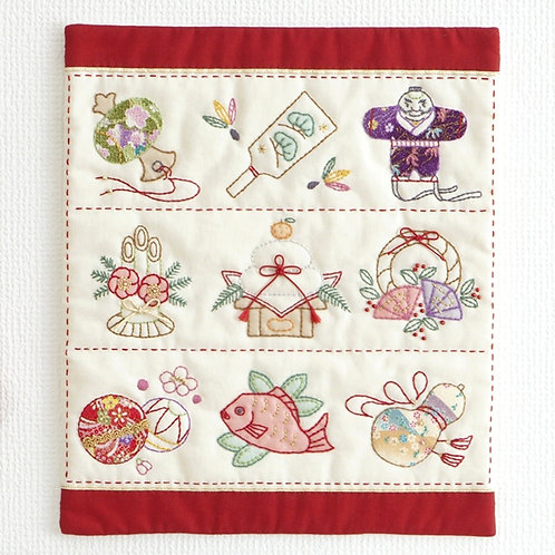 Appliqué Tapestry <Festivals>