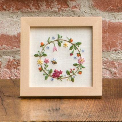 Mini Frame <Flower Lease>