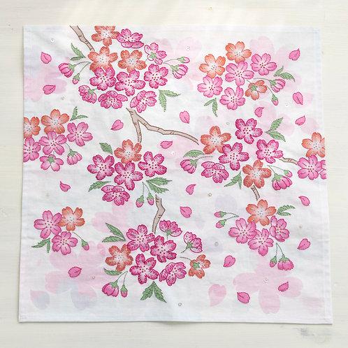Stitch Cloth <Sakura in the Sunlight>