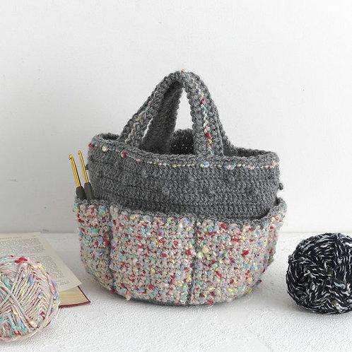 Round Bag (Material Set)
