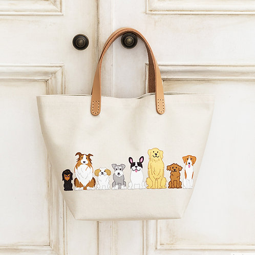 Tote Bag <Dog Friends>