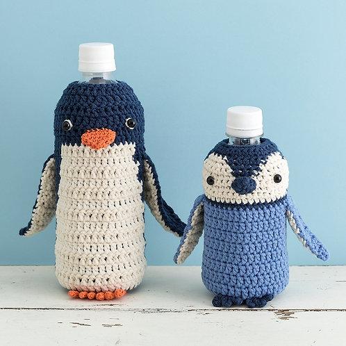 Penguin Bottle Holder (Material Set)