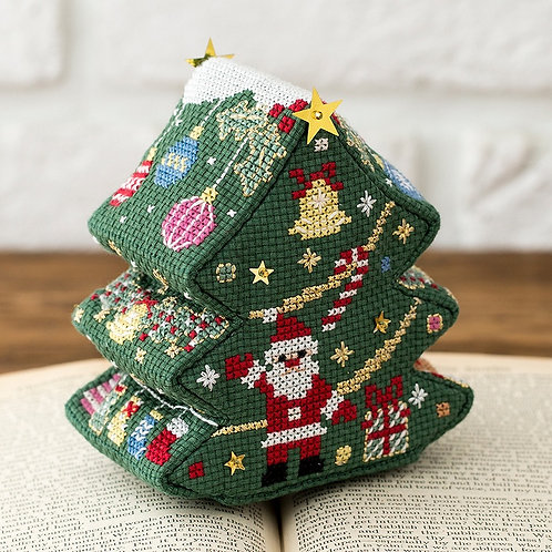 Cross Stitch <Christmas Tree>