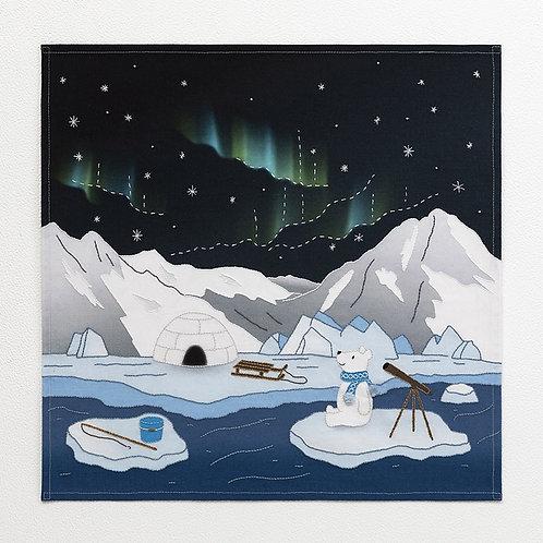 Stitch Cloth <North Pole>