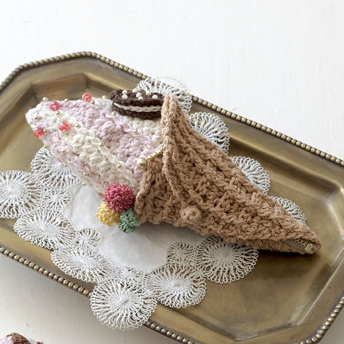 Soft Ice Cream Pouch (Material Set)