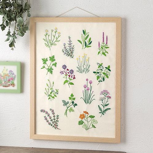 Stitch Frame <Herb>