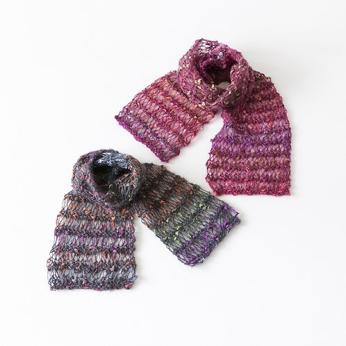 Knitting Scarf (Material Kit)