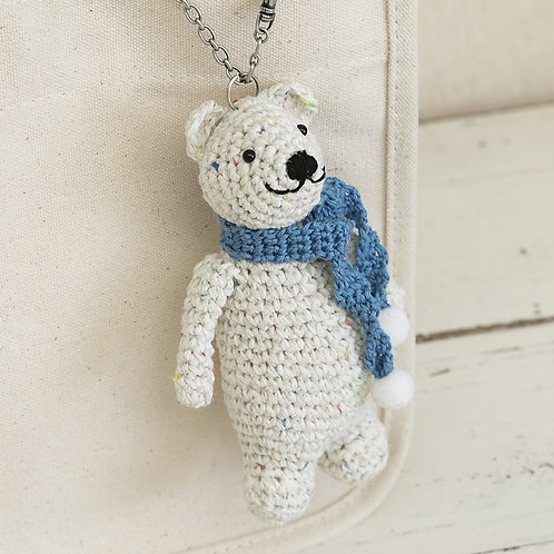 Polar Bear Charm (Material Set)