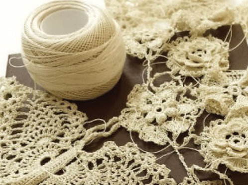 Crochet & Knitting Class (20 lessons x 2 hours)