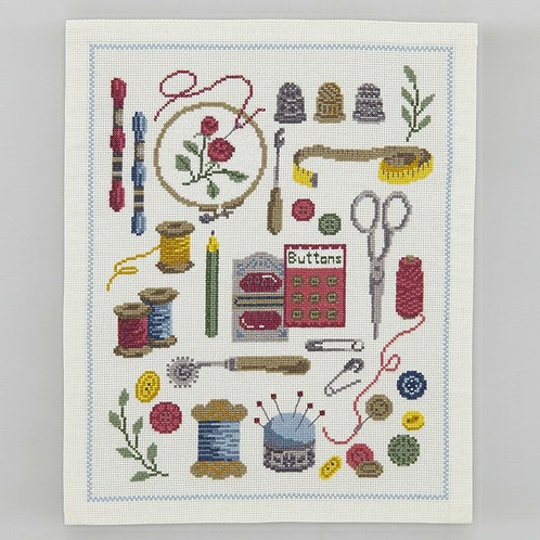 Cross Stitch Tapestry <Sewing>