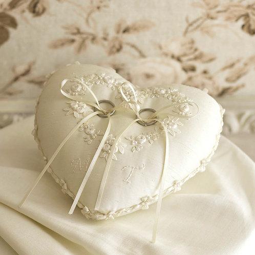 Heart Ring Pillow