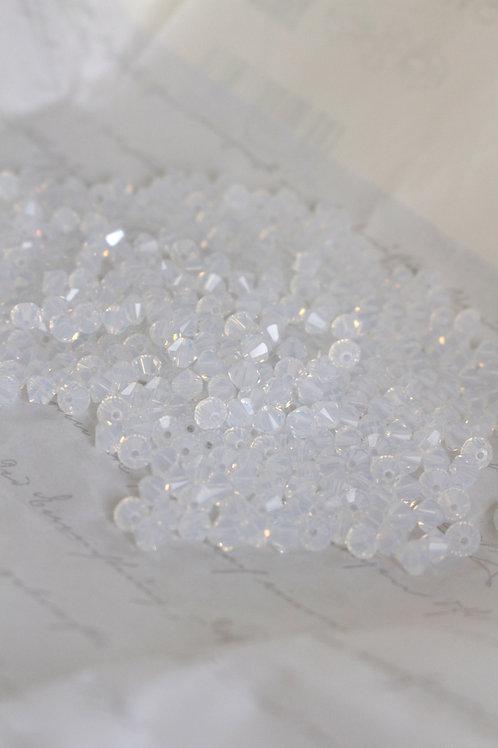 Swarovski 5328 Crystal White 5mm (12 pcs)