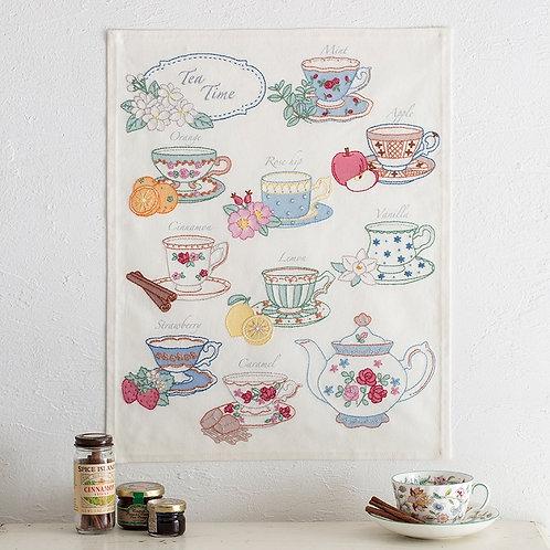 Stitch Cloth <Tea Time>