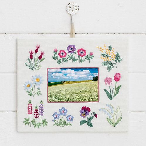 Photo Frame <Spring Flower>