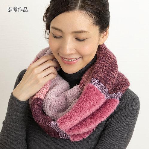 Shiny Fur Raffinée <Pink>