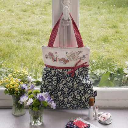 «Jardin de papillons» Handbag