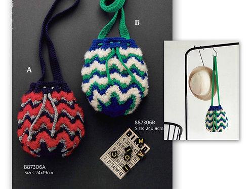 Crochet Bag Material Kit 6A & 7B