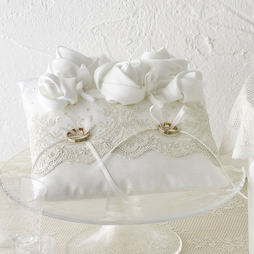 Rose Ring Pillow