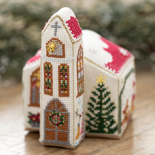 Cross Stitch House <Church>