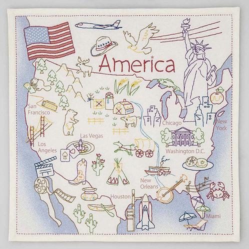 Stitch Cloth <America>