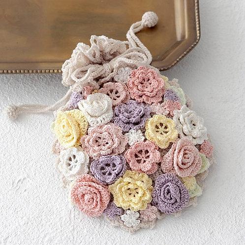 Flower Bouquet Pouch <Material Set>