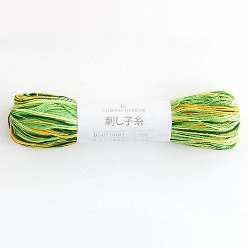 Blur Green Thread <203>