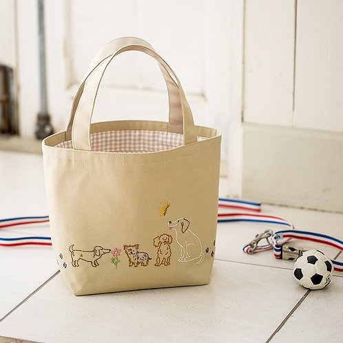 Tote Bag <Dog>