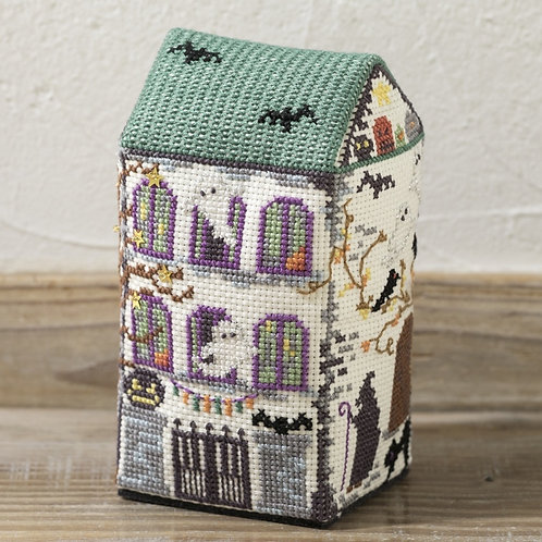 Cross Stitch House <Ghost Mansion>