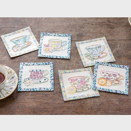 Tea Time Coasters